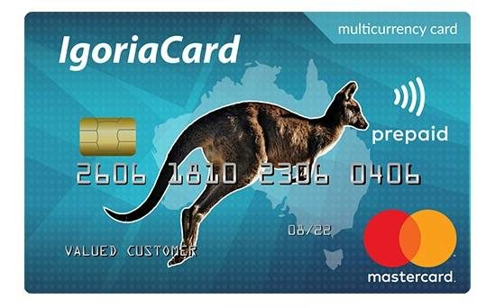 Multicurrency currency australian dollar australia sydney aud