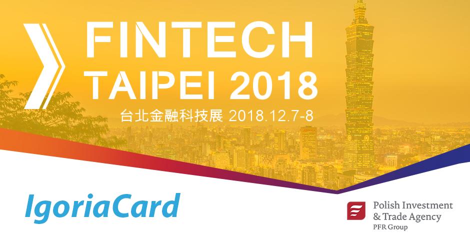 Fintech Taipei PAIH 2018