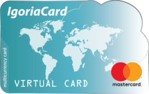 Multicurrency cards - IgoriaCard EN