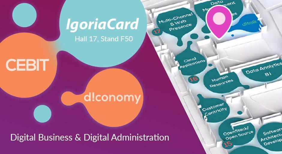 CEBIT d!conomy Digital Business & Administration